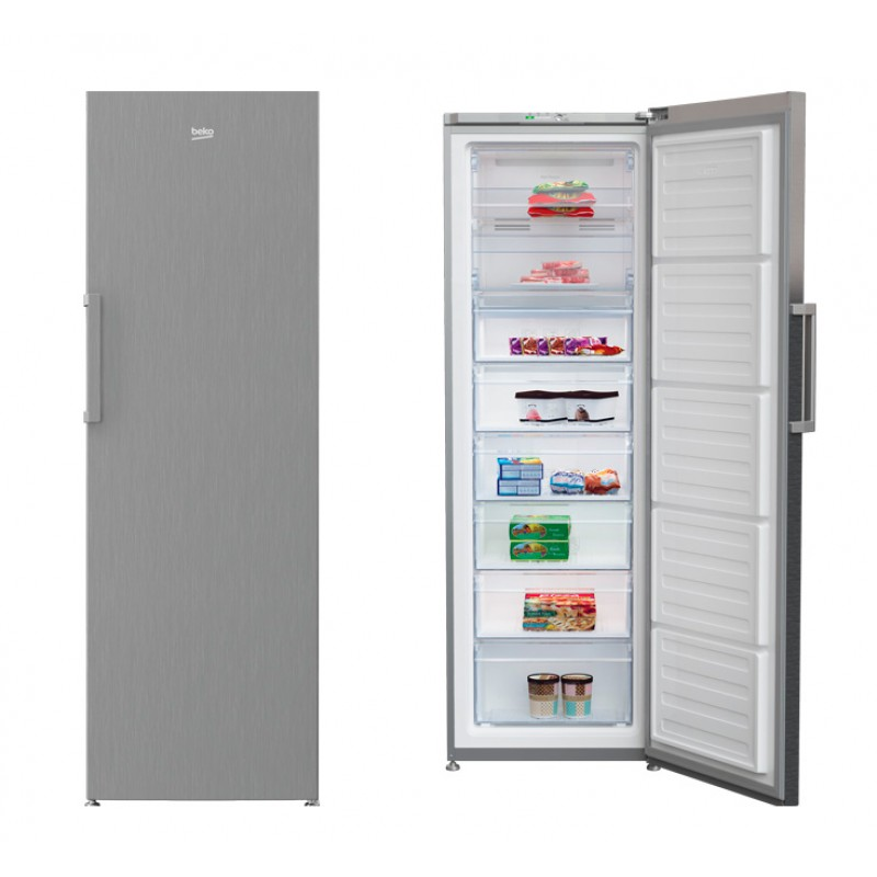 Gibraltar Appliances Beko Full Freezer Rfne312k21x